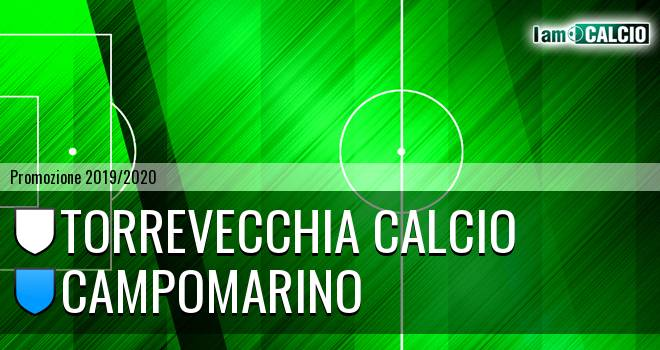 Torrevecchia Calcio - Campomarino