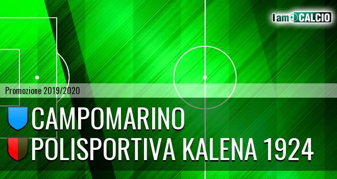 Campomarino - Polisportiva Kalena 1924