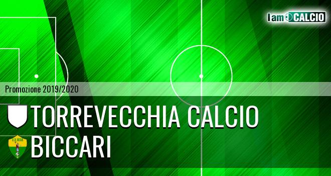 Torrevecchia Calcio - Biccari