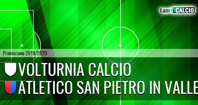 Volturnia Calcio - Atletico San Pietro in Valle