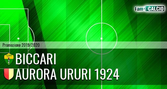Biccari - Aurora Ururi 1924