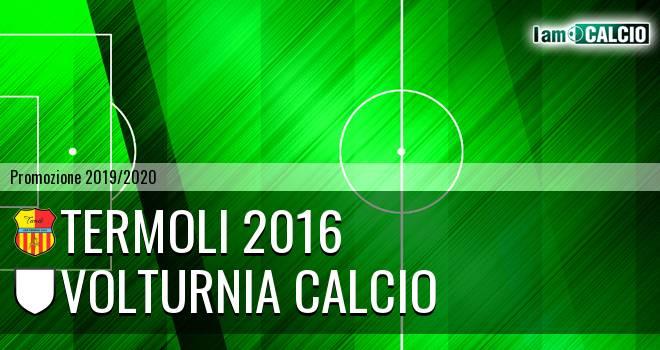 Termoli 2016 - Volturnia Calcio