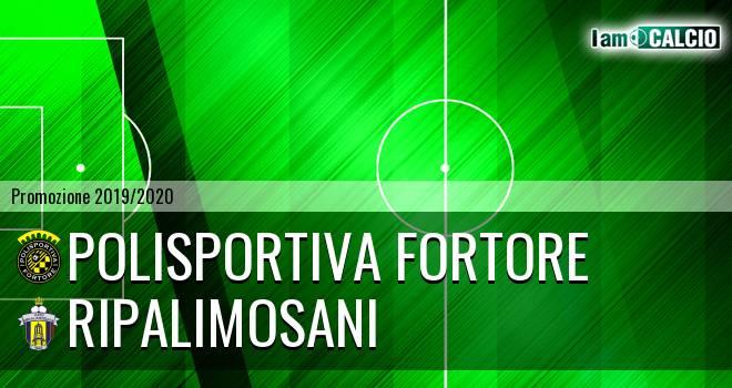 Polisportiva Fortore - Ripalimosani