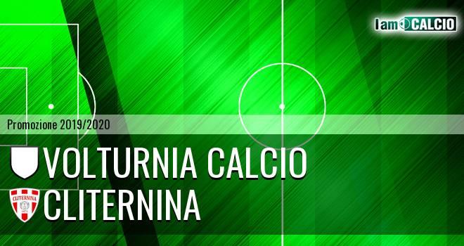 Volturnia Calcio - Cliternina