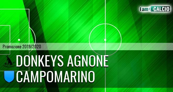 Donkeys Agnone - Campomarino