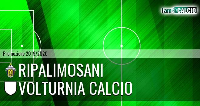 Ripalimosani - Volturnia Calcio