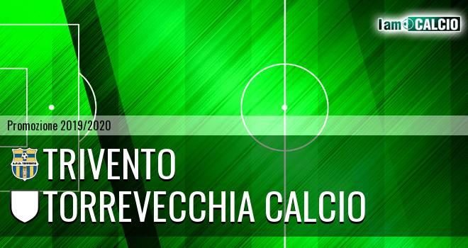 Trivento - Torrevecchia Calcio