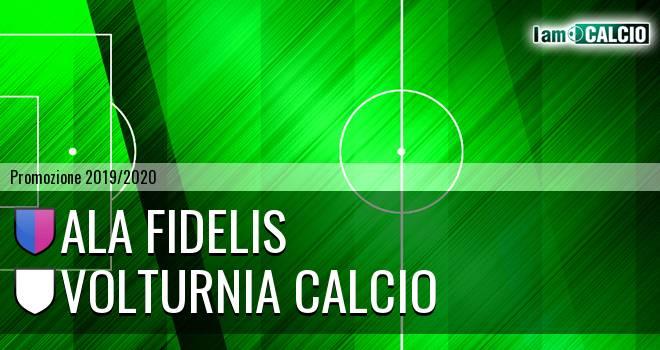Ala Fidelis - Volturnia Calcio