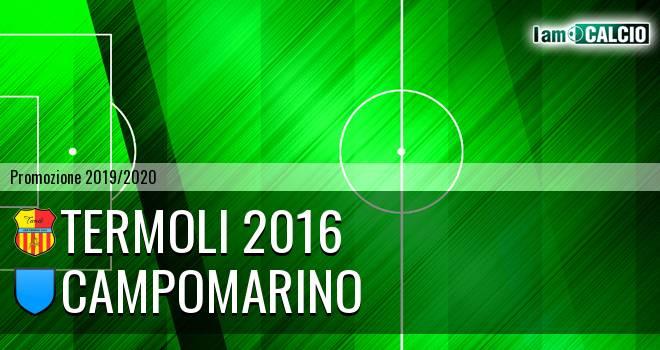 Termoli 2016 - Campomarino
