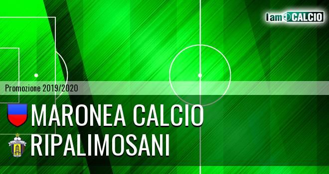 Maronea Calcio - Ripalimosani