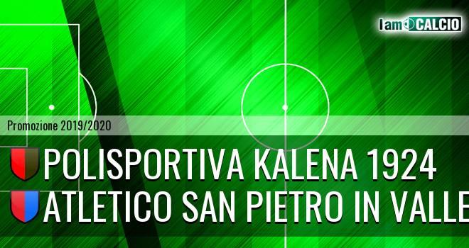 Polisportiva Kalena 1924 - Atletico San Pietro in Valle
