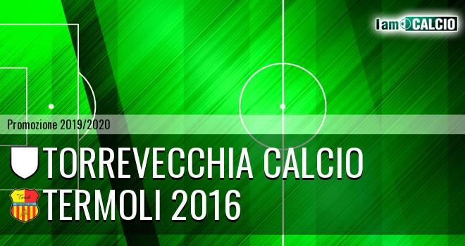Torrevecchia Calcio - Termoli 2016