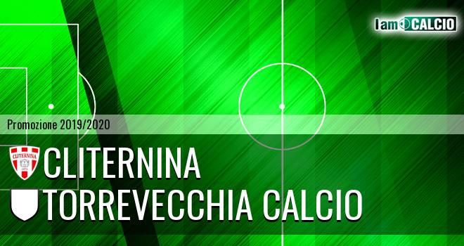 Cliternina - Torrevecchia Calcio