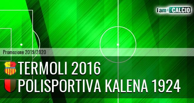 Termoli 2016 - Polisportiva Kalena 1924