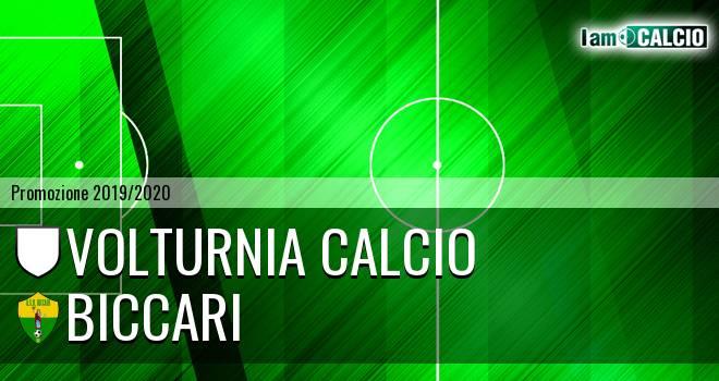 Volturnia Calcio - Biccari