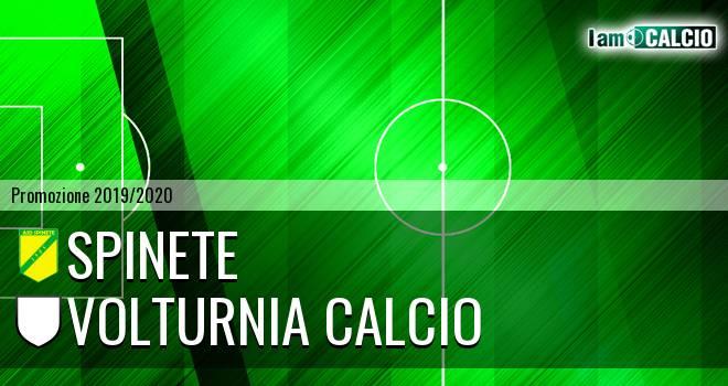 Spinete - Volturnia Calcio