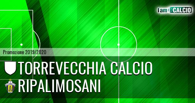 Torrevecchia Calcio - Ripalimosani