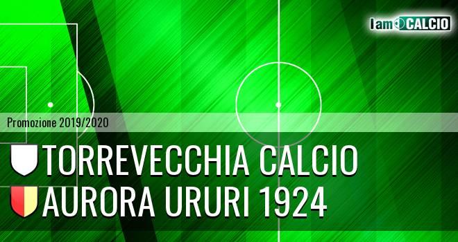 Torrevecchia Calcio - Aurora Ururi 1924