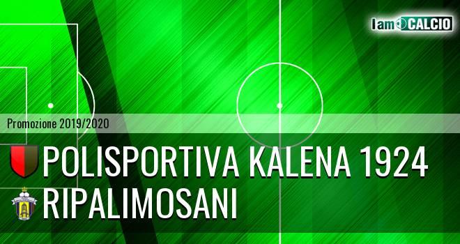 Kalena 1924 - Ripalimosani 1963