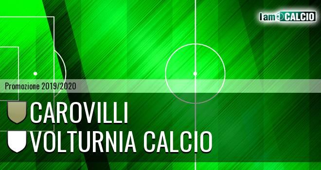 Carovilli - Volturnia Calcio