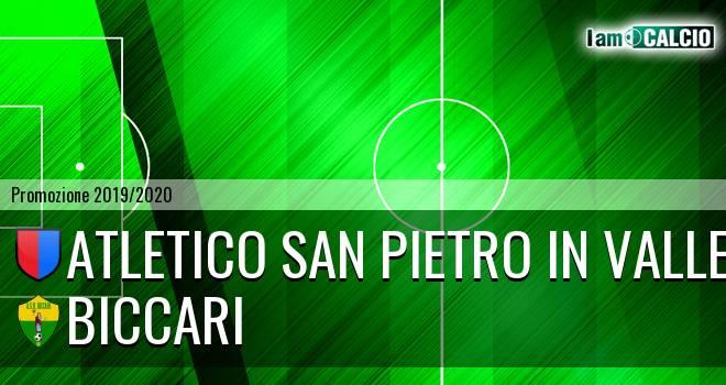 Atletico San Pietro in Valle - Biccari