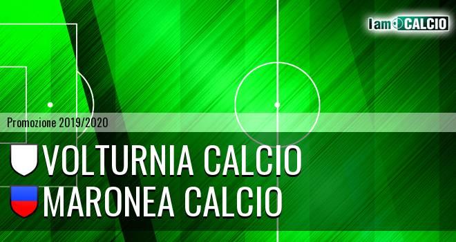 Volturnia Calcio - Maronea Calcio