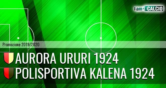 Aurora Ururi 1924 - Polisportiva Kalena 1924