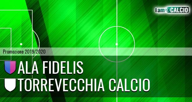 Ala Fidelis - Torrevecchia Calcio
