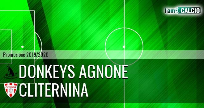 Donkeys Agnone - Cliternina