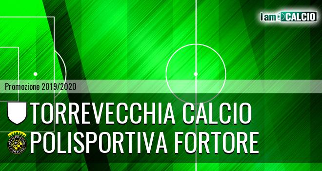 Torrevecchia Calcio - Polisportiva Fortore