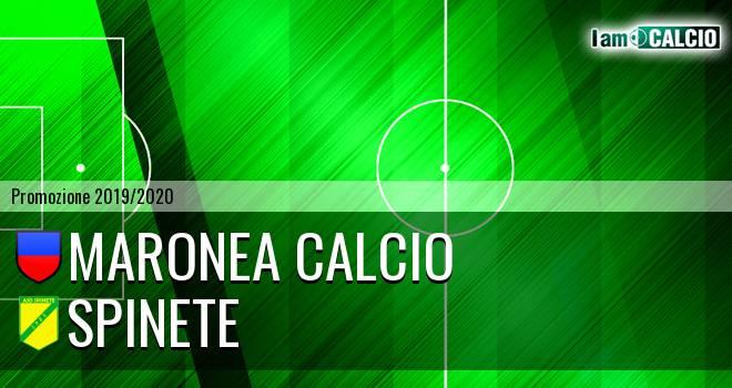 Maronea Calcio - Spinete