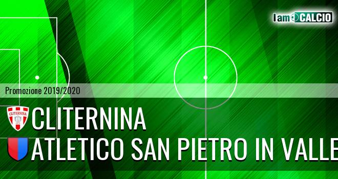 Cliternina - Atletico San Pietro in Valle