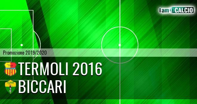 Termoli 2016 - Biccari