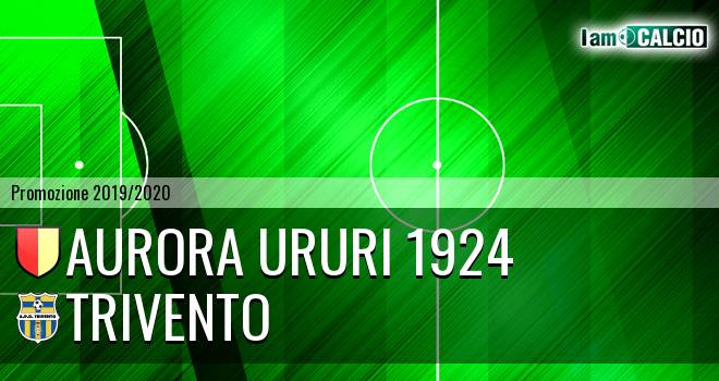 Aurora Ururi 1924 - Trivento
