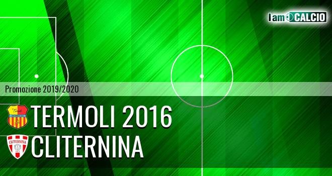 Termoli 2016 - Cliternina