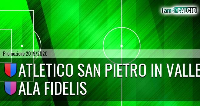 Atletico San Pietro in Valle - Ala Fidelis