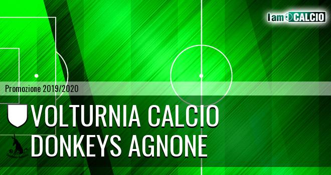 Volturnia Calcio - Donkeys Agnone