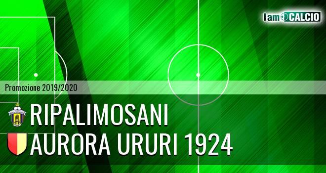 Ripalimosani - Aurora Ururi 1924