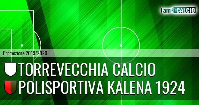 Torrevecchia Calcio - Polisportiva Kalena 1924