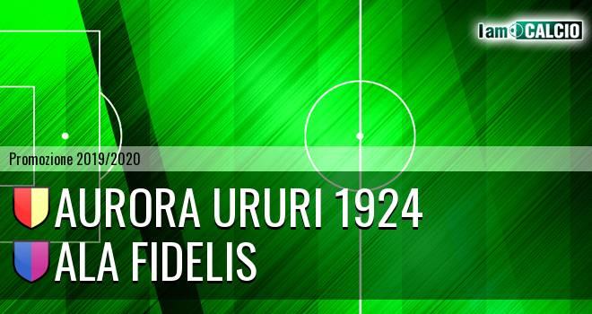 Aurora Ururi 1924 - Ala Fidelis