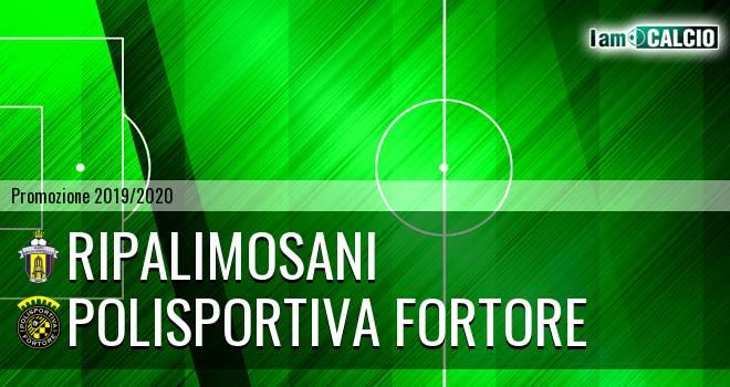 Ripalimosani - Polisportiva Fortore