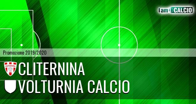 Cliternina - Volturnia Calcio