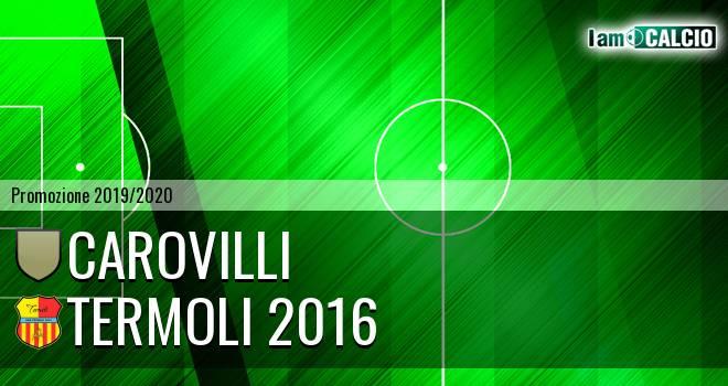 Carovilli - Termoli 2016