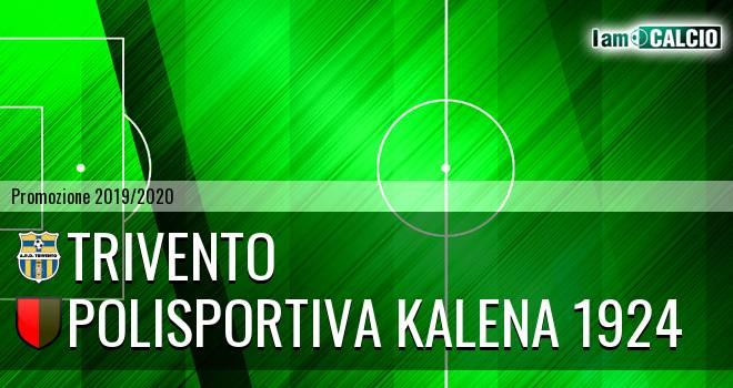 Trivento - Polisportiva Kalena 1924