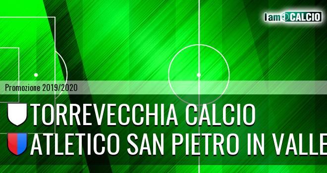 Torrevecchia Calcio - Atletico San Pietro in Valle