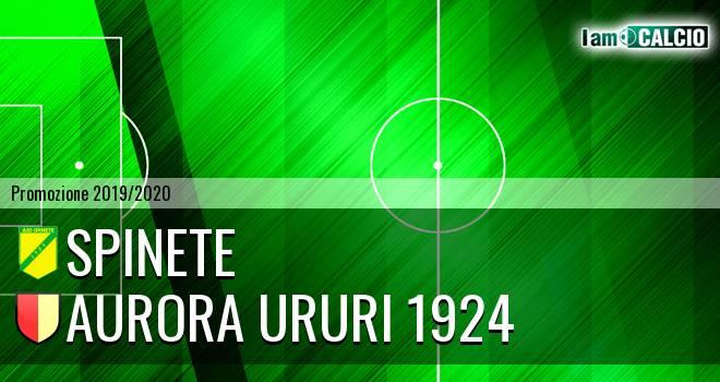 Spinete - Aurora Ururi 1924