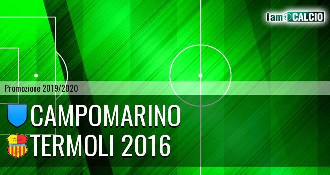 Campomarino - Termoli 2016
