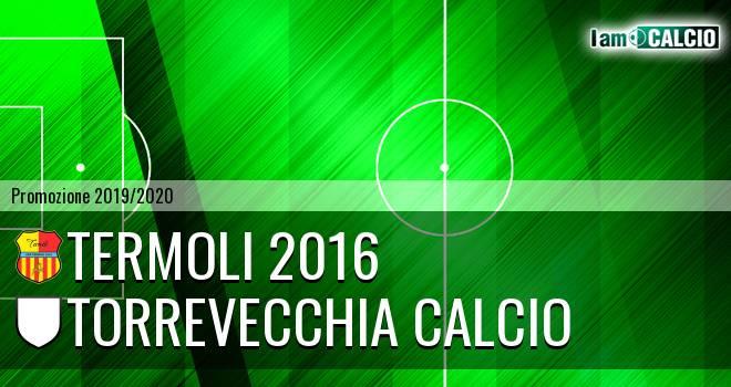 Termoli 2016 - Torrevecchia Calcio