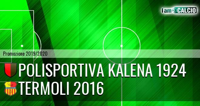 Polisportiva Kalena 1924 - Termoli 2016