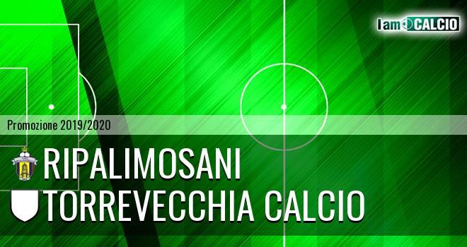 Ripalimosani - Torrevecchia Calcio